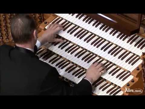 Toccata & Fugue in D minor performed by Jeremy Filsell