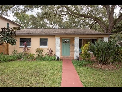 4224 W Santiago St South Tampa #1 Real Estate Agent Duncan Duo RE/MAX Home Video