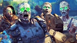 "Call of Duty: Black Ops 3 ""NIGHTMARES"" ZOMBIES GAMEPLAY! Black Ops 3 Zombies CAMPAIGN!"