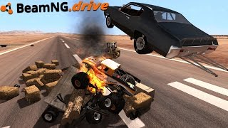 BeamNG.drive - Destruction Madness