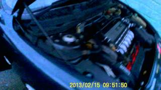 alfa romeo 156 2 5 busso v6 engine bay