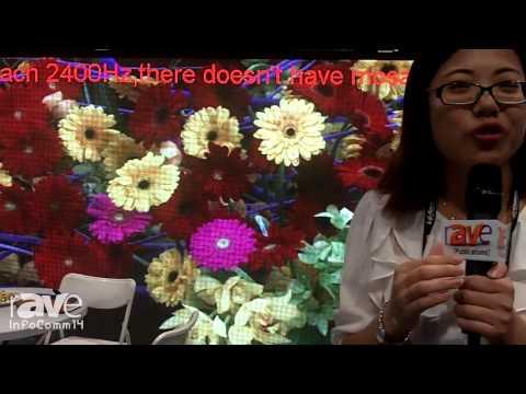 InfoComm 2014: Creking Shows its Indoor and Outdoor Displays
