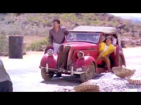 Chettu Kinda Pleader Songs - Chalti Ka Naam Gaadi ( Hit Song) - Rajendra Prasad, Kinnera