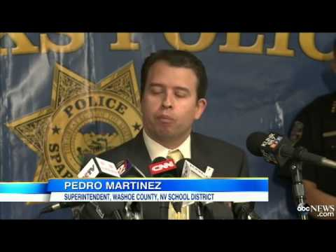 Nevada School Shooter Was 12, Got Gun From Residence