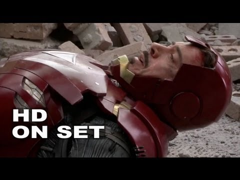 The Avengers: Behind the Scenes Part 4 of 4