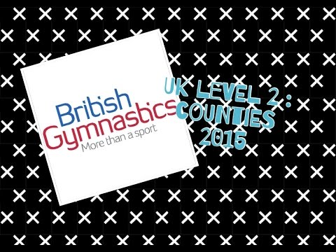 UK Level 2 counties 2015