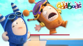 Oddbods - FLOORED | NEW | Funny Cartoons For Children | The Oddbods Show