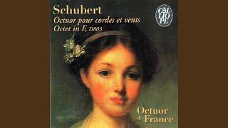 Octet in F Major, Op. 166, D. 803: VI. Andante molto - Allegro - Andante molto - Allegro molto