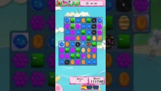 Candy Crush Saga Level 607 - NO BOOSTERS