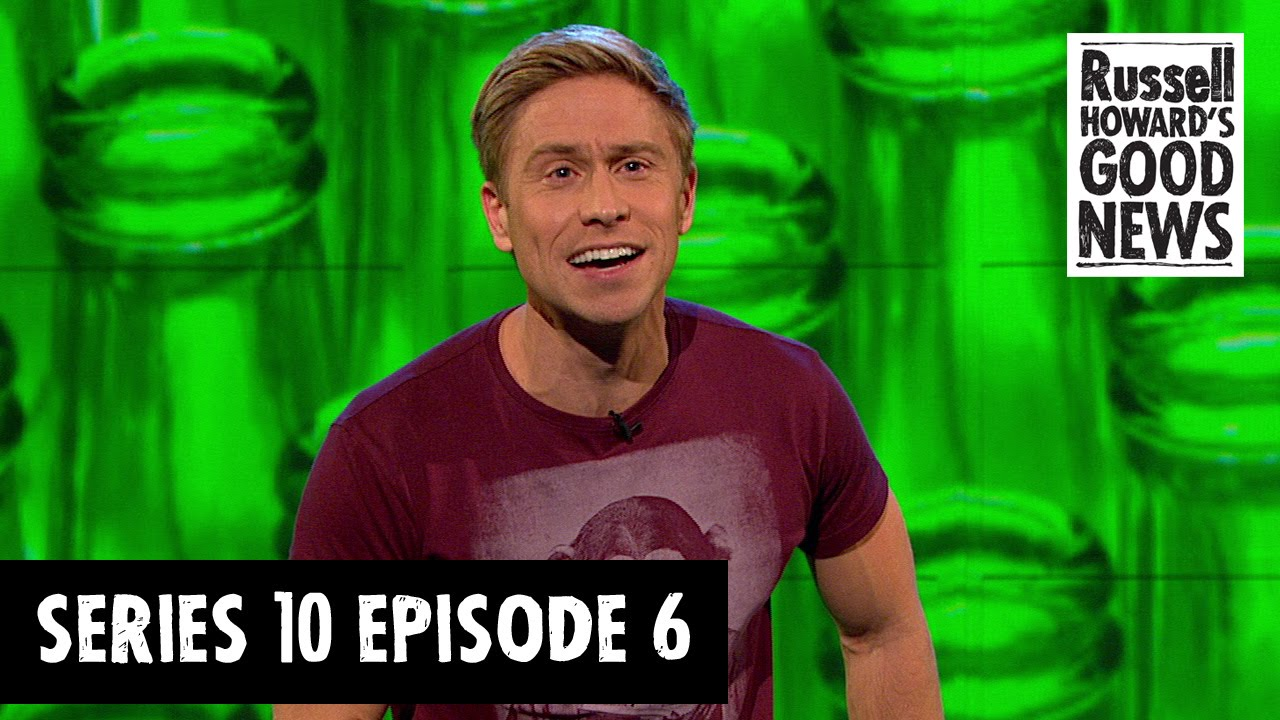 Download Russell Howard's Good News - Series 10, Episode 6