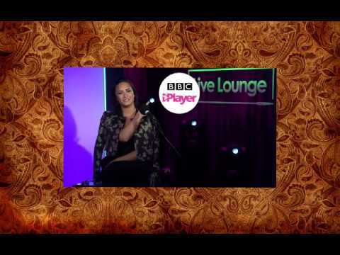 Demi Lovato Covers Hozier's Take Me To Church In The Live Lounge