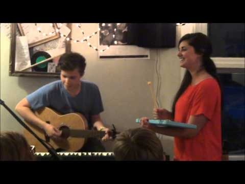 Amy Wood at Victoria House Concert B: Young Folks (Peter, Bjorn and John cover) mp3
