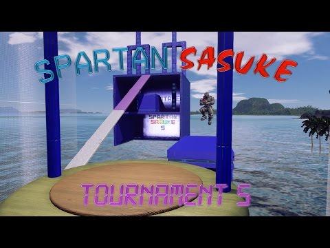 Spartan Sasuke 5