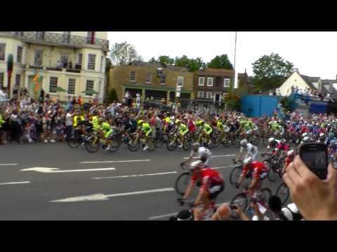 Tour De France Stage 3   Woodford