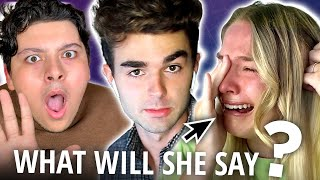 i can't believe he asked me THIS... | The Click EP 7