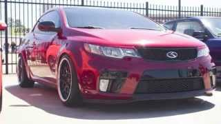 Kia Forte Koup Mods Over Time