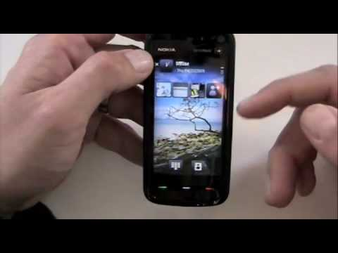 Nokia 5800 XpressMusic Review Part 1