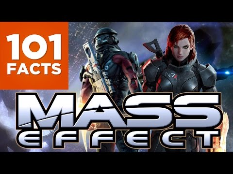101 Facts About Mass Effect
