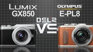 It is a quick overview and specs comparison Panasonic Lumix DC-GX85...