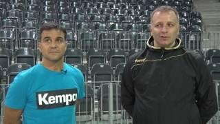 Noul selectioner al nationalei Romaniei a vorbit despre ce asteptari are de la Trofeul Carpati si care sunt planurile sale pentru Campionatul European din decembrie.