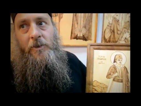 Πυρογραφία - Ο Βασίλης Παυλάτος μιλάει για την άγνωστη τέχνη