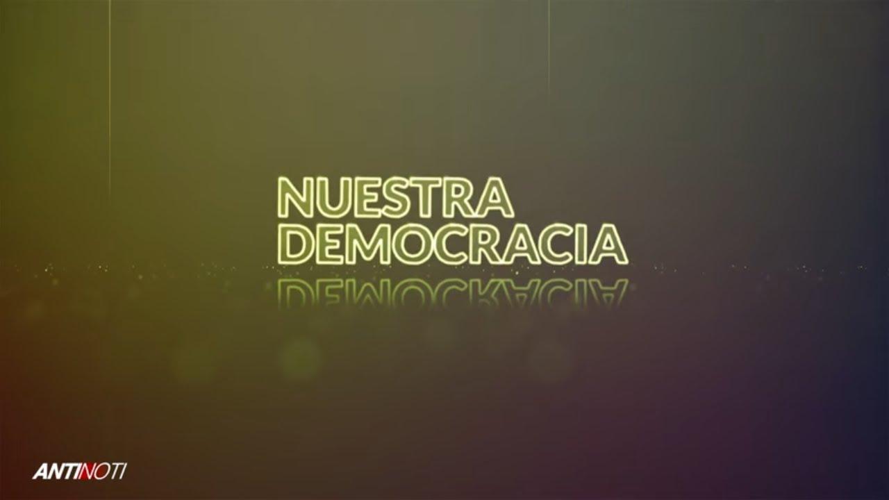 Historia De La Democracia Dominicana [Programa Especial] | Antinoti