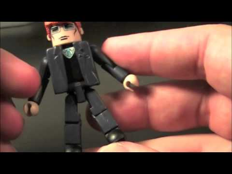Minimates Marvel Toys R Us Wave 13 Daredevil and Kingpin Review