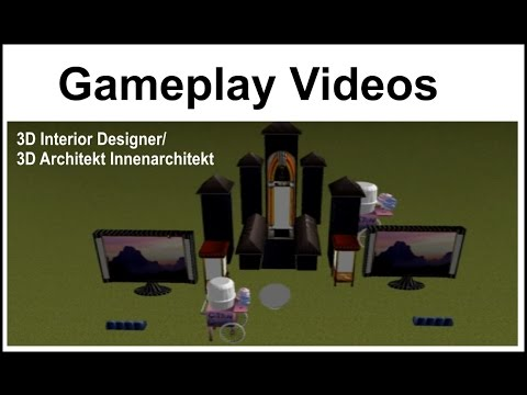 3D Architekt Innenarchitekt Interior Designer