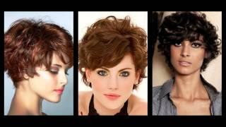 Frisurer kort hår kvinder