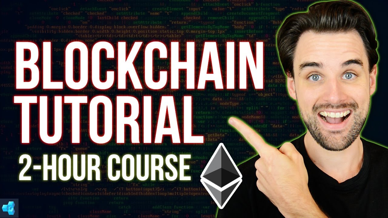 Blockchain Tutorial for Beginners | Build a DeFi App (Ethereum, Solidity, Web3.js & Truffle)