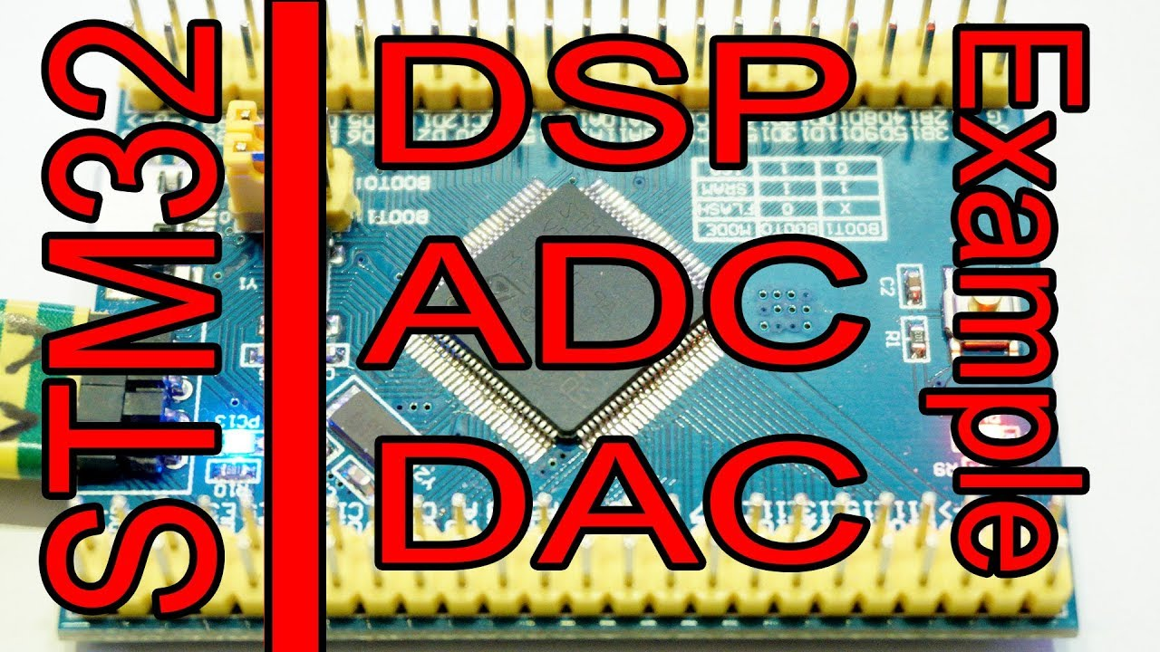 Stm32 Dsp Library