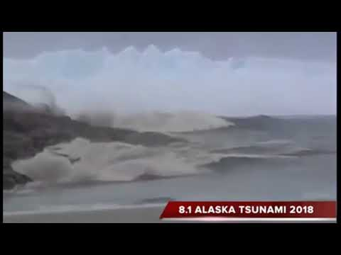 Mag-8.2 Quake Off Alaska Prompts Tsunami Warning
