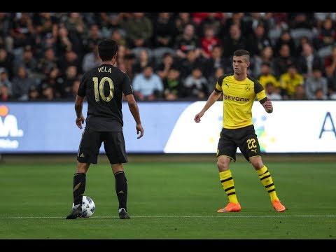 Full Highlights: LAFC vs. Borussia Dortmund | May 22, 2018