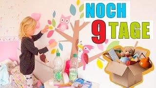Das Umzugschaos geht weiter! | Babyzimmer ausräumen | Spielzeug ausmisten | Isabeau