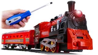 TRAINS FOR CHILDREN VIDEO Dismantle of Classic Train Toy, Review Railway for Kids(TRAINS FOR CHILDREN VIDEO Dismantle of Classic Train Toy, Review Railway for Kids =============================================== Also we ..., 2017-03-08T13:44:04.000Z)