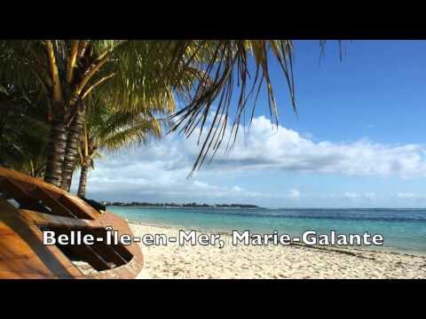 Belle Île en Mer, Marie Galante - Instrumental cover