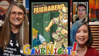 Finishing Time - GameNight! Se8 Ep23