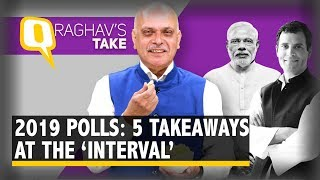Five Takeaways as Modi-Rahul Face Off at 2019 Polls' 'Interval' | The Quint