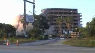 Ocoee Colony Plaza Demolition