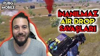 İNANILMAZ AİR DROP SAVAŞI! 26 KİLL - PUBG Mobile ( One Man Squad )