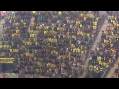 Turk Telecom Arena Borussia Dortmund Fans