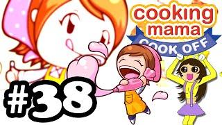 Let's Play Cooking Mama Cook Off #38 Salisbury Steak