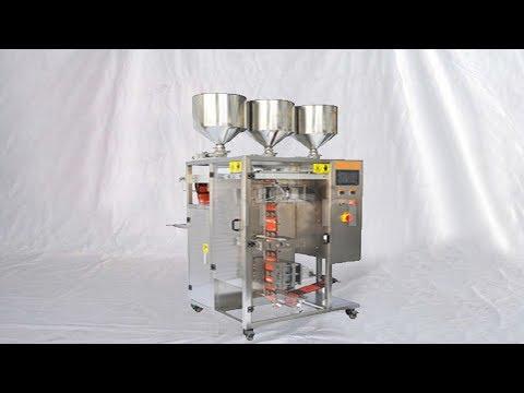 Automatic VFFS Equipment Customized Irregular-Shaped Bags Packaging machine à emballer personnalisée
