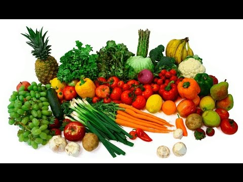 Eat Colors for Your Health ★Amazing cure with Fruits & Vegetables★