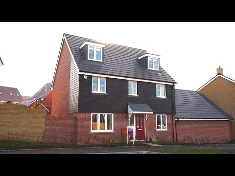 The Wilton - Taylor Wimpey Vale View at Willow Lake, Newton Leys