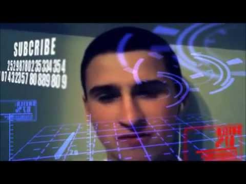 Futuristic HUD (ironman effect)
