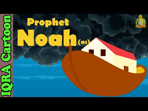 Noah (AS) - Prophet story - Ep 03 (Islamic cartoon - No Music)