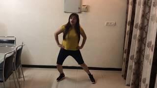 BASIC DANCE STEPS FOR BEGINNER | tutorial 1| bharti singh | EASY DANCE STEP