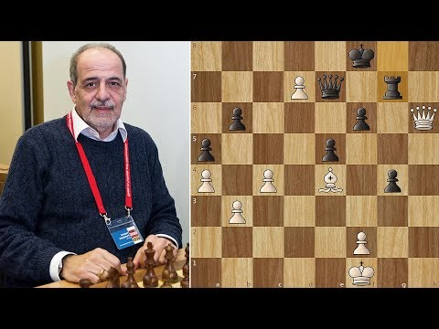 Thumbnail: The Hero of IOM - Zaki Harari 2024 vs Maxim Rodshtein 2695