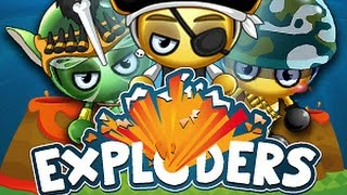 Exploders Gameplay
